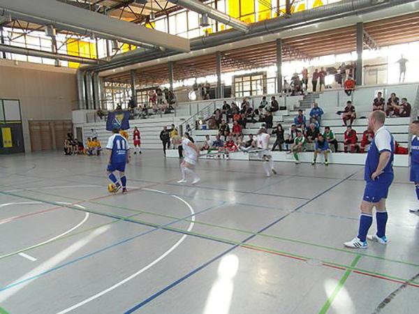 Fussball: Faschingsturnier