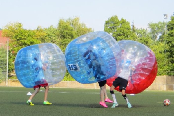 1. Esslinger Bubble-Fussball-Turnier