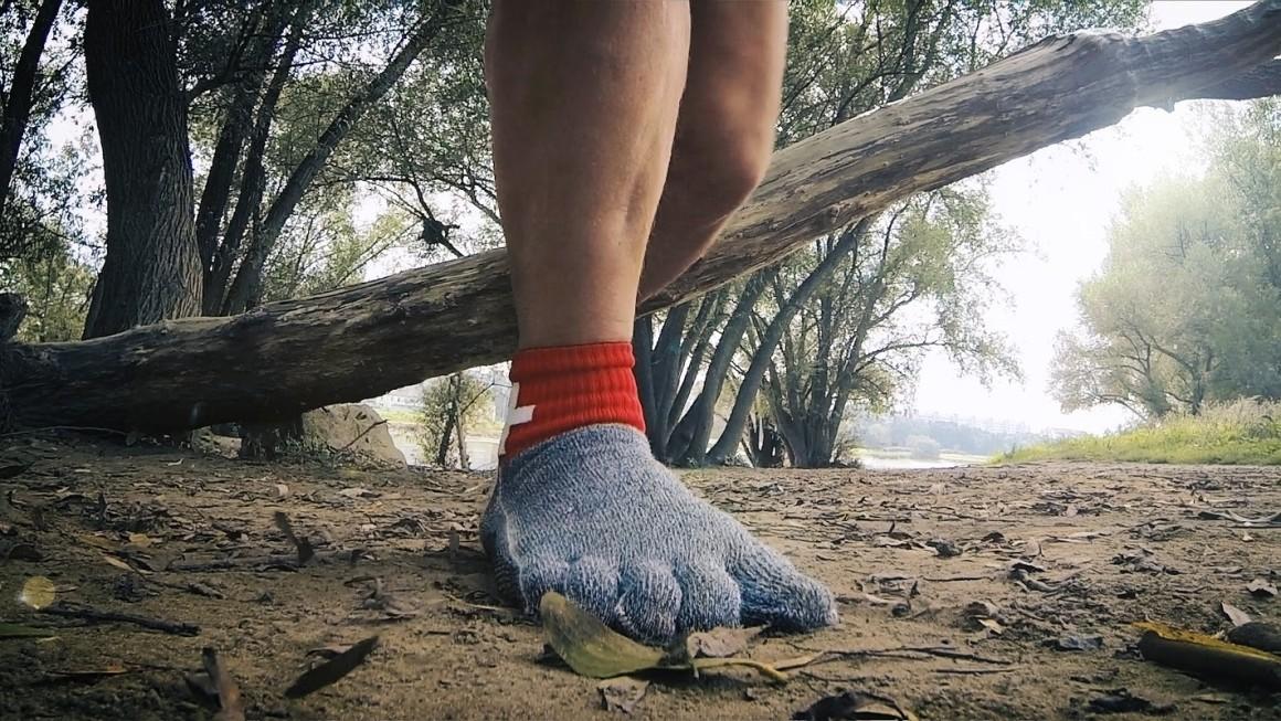Freiheit für den Fuß