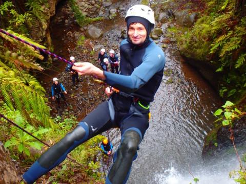 Canyoning – Klettern mitten in der Natur