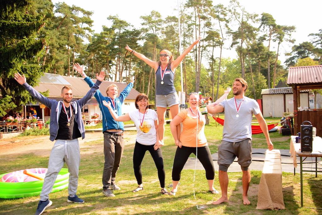 Camp Breakout – Ferienlager für Erwachsene